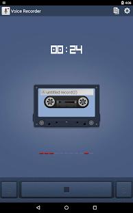 Voice Recorder- screenshot thumbnail