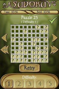 Sudoku Screenshot 42