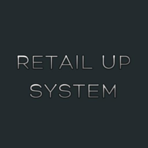 Retail Up System LOGO-APP點子