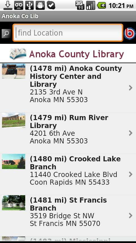 Anoka Co Lib - screenshot