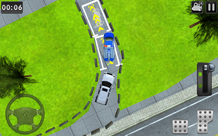 3D Tow Truck Parking Simulator 2.1 screenshot 132365