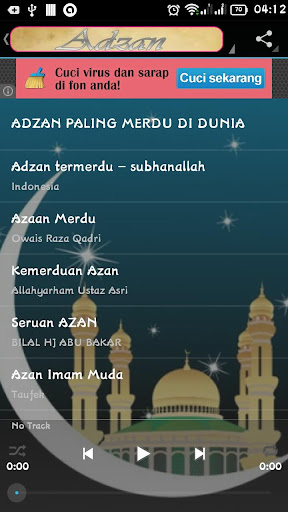 Download Adzan MP3 - Ringtone Solah Google Play softwares