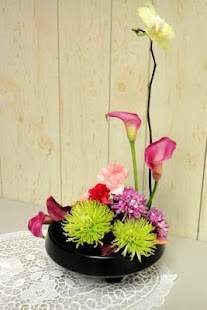 Flower Arrangement Ideas- screenshot thumbnail