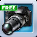 Camera ZOOM Free icon