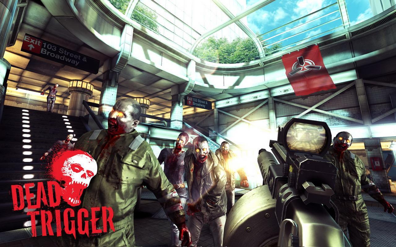 DEAD TRIGGER screenshot #7