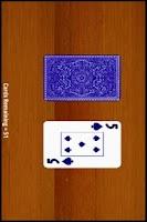 Screenshot of Deck of Cards