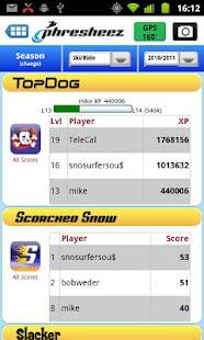 Phresheez Tracking & Gaming- screenshot thumbnail