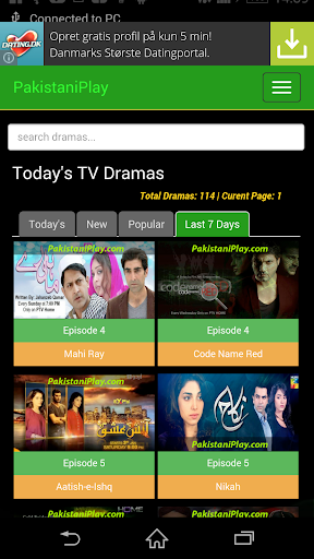 Pakistani Play Dramas Shows