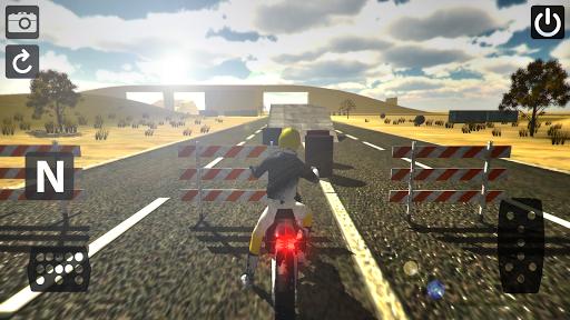 Cross Motorbike Trial 3D