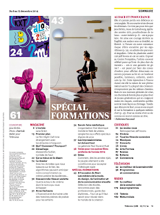 Télérama Magazine- screenshot thumbnail