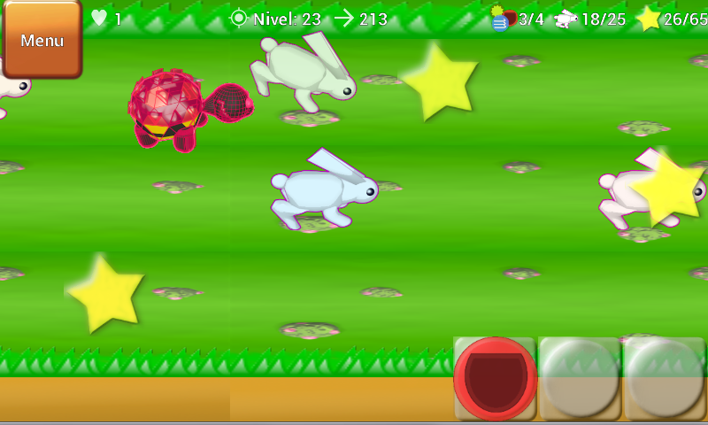 Fast Morrocoy (Runner) - screenshot