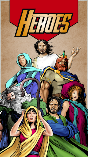 Bible Heroes The Game