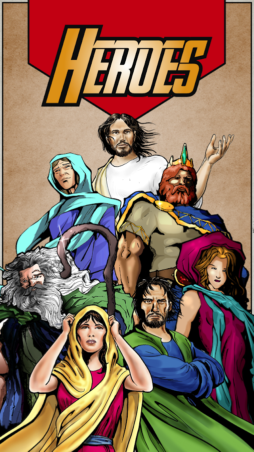 Bible Heroes The Game – Screenshot