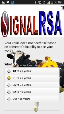 The Lobola Calculator - screenshot