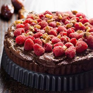 Guilt Free Chocolate Fudge Cake