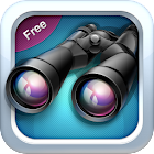 Binoculars Free - Zoom Camera icon