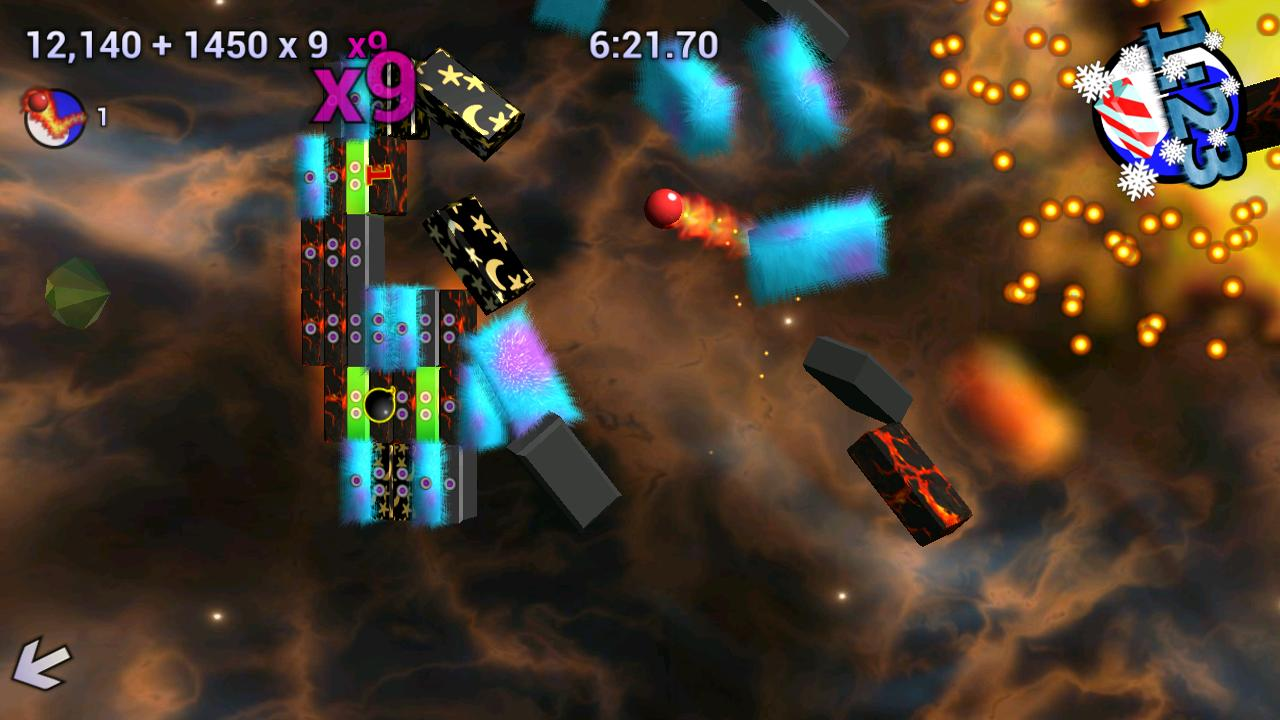 Space Out- screenshot