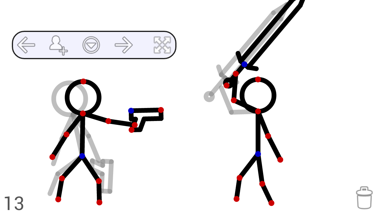 Stick Fighter - screenshot