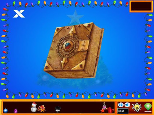 密室逃脫:逃出魔法聖誕節房間 - 史上最聖誕節的解密遊戲