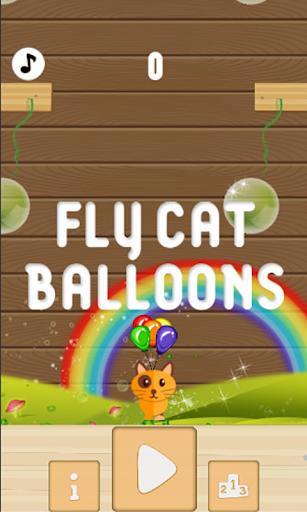 Swing Cat Balloons
