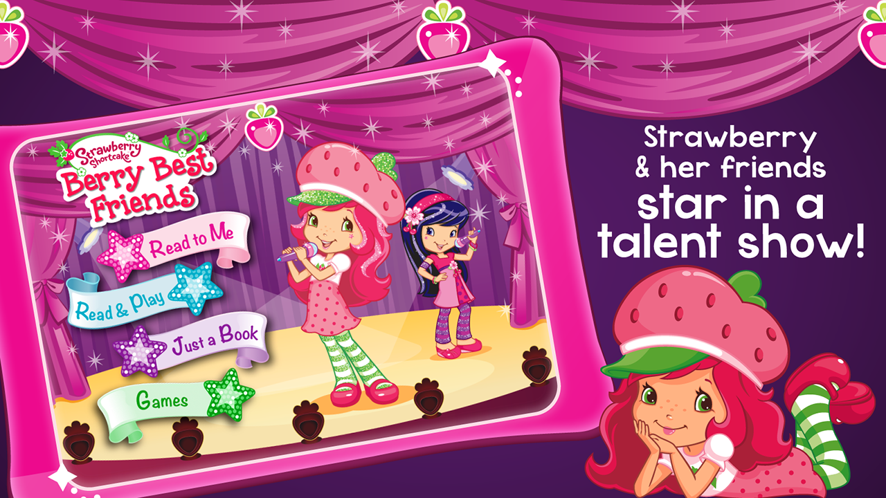 Strawberry Shortcake Friends- screenshot
