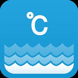 수온정보서비스 아이콘