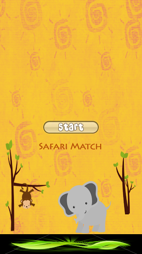 Safari Game for Kids