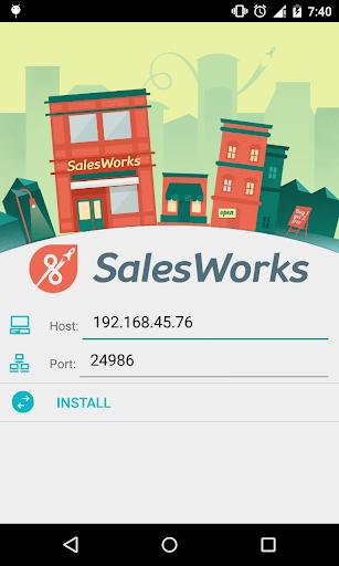 SalesWorks® Installer