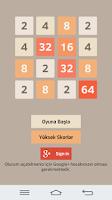 Screenshot of Sayı Oyunu 2048