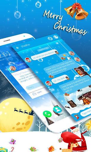 FREE GO SMS CHRISTMAS THEME