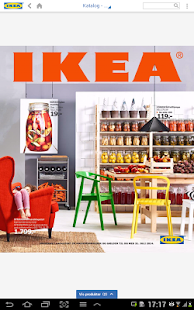 IKEA kataloget - screenshot thumbnail