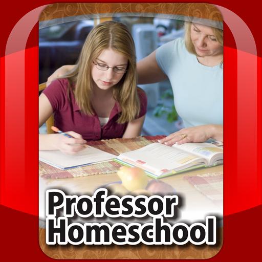 Professor Homeschool LOGO-APP點子