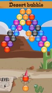 Desert Bubble (Free) - screenshot thumbnail