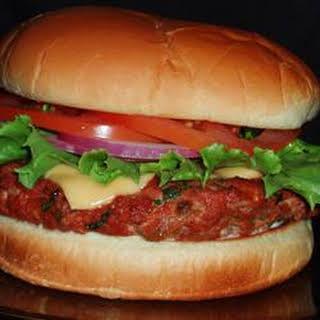 Spicy Turkey Burgers.