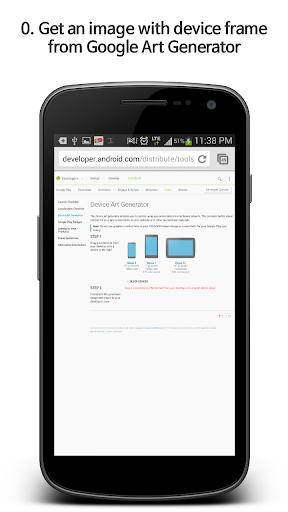Screenshot Maker for Developer