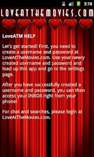 Love At The Movies-Free Dating - screenshot thumbnail