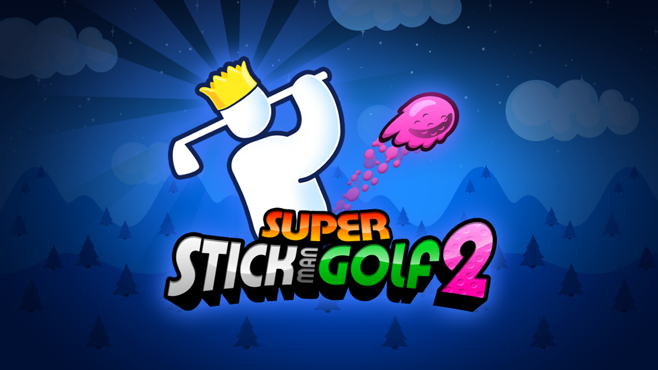Super Stickman Golf 2 screenshot #1