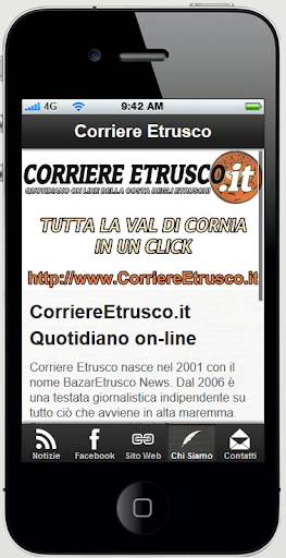 Corriere Etrusco Quotidiano