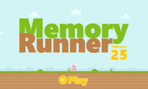 Memory Runner