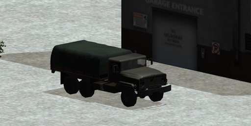 Military Truck City Operations