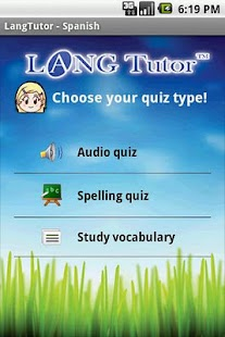 LangTutor - Spanish- screenshot thumbnail