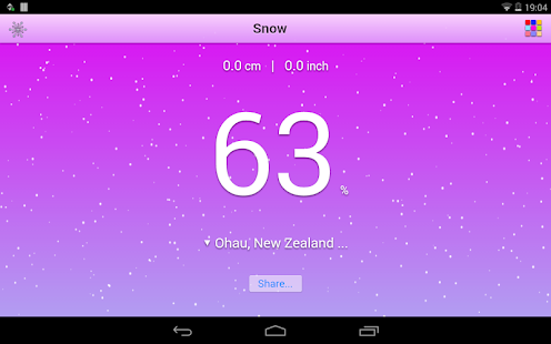 Snow- screenshot thumbnail