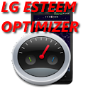 LG Esteem Optimizer **ROOT** logo