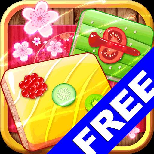 寿司女神麻将 - 豪华版 棋類遊戲 App LOGO-APP試玩