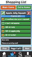 Screenshot of Peak Recipes