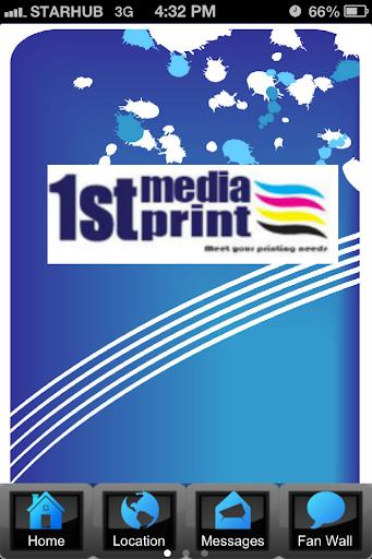 1st Media Print