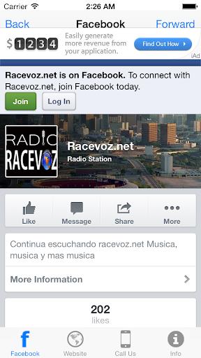 Racevoz