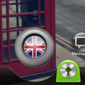 London GO Locker Theme