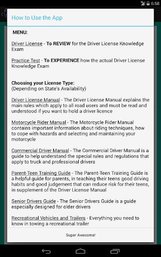 玩免費書籍APP|下載ニューハンプシャー州DMVハンドブック app不用錢|硬是要APP