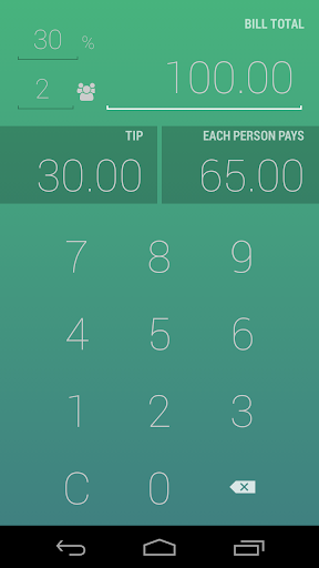 Perfect Tip: Tip Calculator